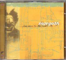 MORGOTH - FEEL SORRY FOR THE FANATIC - CD (OTTIME CONDIZIONI)