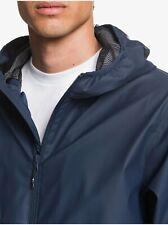 Kamakura Rains Hooded Raincoat / Spray Jacket Quiksilver Quicksilver Rain Jacket