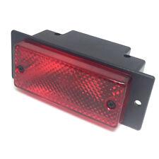 Genuine Jokon / Hella Type Flush Mounted 12V Rear Red Fog Light Lamp 13.3010.010