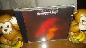 """CD MARCELLA BELLA """"CAMMINANDO E CANTANDO"""" CBS MEGARARE 1990"""