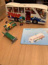 Playmobil Coach + Extra Figures