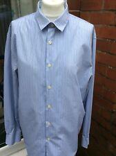 "Mens Paul Smith Striped Shirt XL 17"" Collar"