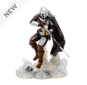 The Mandalorian Collectible Figure Star Wars Jet pack Diamond Select Genuine