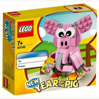 LEGO 40186 Chinese New Year Of The Pig 2019 Special Edition