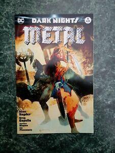 DARK NIGHTS METAL #1 JETPACK/FORBIDDEN PLANET TRADE EDITION (DC COMICS) NM