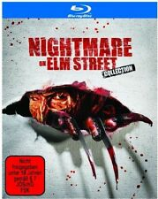 Nightmare on Elm Street Blu-ray 1-7 Limited Uncut Box Collection Edition NEU OVP