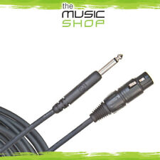 """Planet Waves 25ft Classic Unbalanced Microphone Cable - XLR F to 1/4"""" CGMIC-25"""