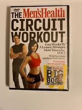 The Mens Health Circuit Workout Four Week DVD