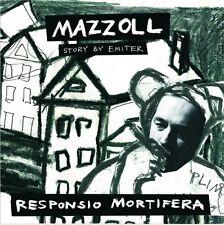 Mazzoll - Responsio Mortifera (story by Emiter) CD