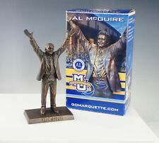Marquette Warriors Golden Eagles Al McGuire Statue NCAA Champs In Box