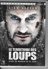 DVD ZONE 2--LE TERRITOIRE DES LOUPS--NEESON/CARNAHAN