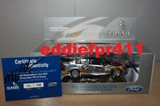 1/43 SIGNED 2010 FORD FG FALCON MARK WINTERBOTTOM FPR PERFORMANCE ORRCON RACING