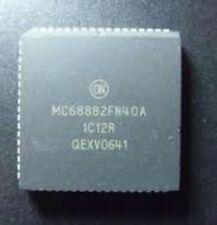 MOT MC68882FN40A PLCC-68 MC680X0 FPU COPROCESSOR