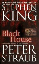 Stephen King's Black House Book Mystery Suspenseful & Intelligent Horror