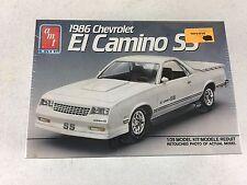 AMT 1986 Chevrolet El Camino SS 1/25 Model Kit Sealed - Estate Listing