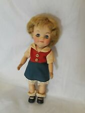 """Vintage Effanbee Dolls 8"""" Inches  1965"""