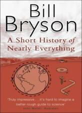 BOOK-A Short History Of Nearly Everything (Bryson),Bill Bryson
