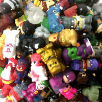 random Lot 20pcs OOSHIES DC Comics Marvel TMNT Pencil Topper Collection Toy Gift