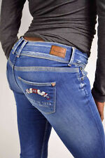 PEPE Jeans Ladies EDITION Slim Fit Jeans Mittelblau NEU Größe 25/26/27/30
