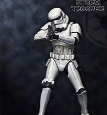 1:24 Scale Star Wars Stormtrooper Unpainted Resin Model Kit
