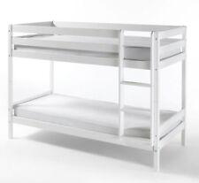 Weiße Kinder-Stockbetten mit 200 cm