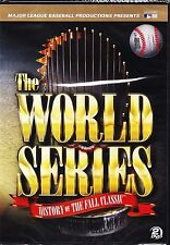 Mlb The World Series History of the Fall Classic Deluxe 2 Disc Set Dvds 2012 New