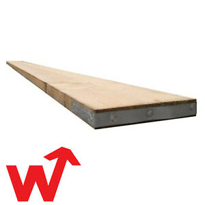 New Scaffold Boards Planks 13 ft / 3.9m Grade A Tmber NOT Banded 210mm x 35mm