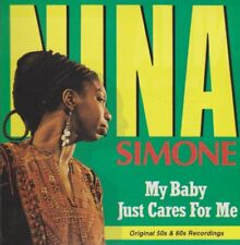 Nina Simone My Baby Just Cares For Me 1992 Dynamic CD Album