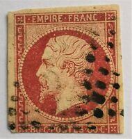FRANCE! Timbres de 1853 NAPOLÉON III n°17B (-TB-808-3) Oblit. Losange TB