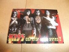 KISS SERIES 2 P3 RARE CORNERSTONE KISS YEARS PROMO CARD GENE SIMMONS STANLEY ace