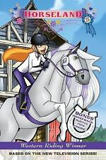 Horseland #5: Western Riding Winner by Auerbach, Annie, Good Book