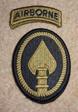 ARMY PATCH,SSI,U.S. SPECIAL OPERATIONS COMMAND ,MULTI CAM, SCORPION,OCP,hookloop