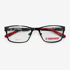 Hasbro Transformers Protector Boys Black Full Rim Eyeglass Frame | 47-16-125
