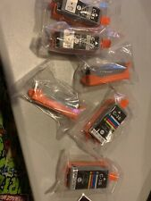 Limeink 6 Pack Black/color Compatible Ink Cartridges Use for PIXMA iP100/ip110