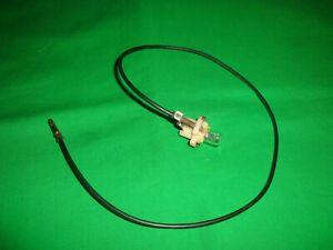 73-87 Chevy GMC Truck Fiber Optic Light Cable Ashtray GM Blazer Suburban 81-87