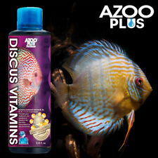AZOO Plus Discus Vitamins 500mL Minerals Nutrients Growth Vivid Colours