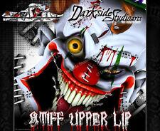 YAMAHA SUPERJET 700 2002-2012 JETSKI DECALS WRAP GRAPHIC SET 'STIFF UPPER LIP'