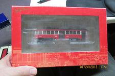 Spectrum 84606 Ho Peter Witt Street Car St. Louis Railways Dcc Interior Lights
