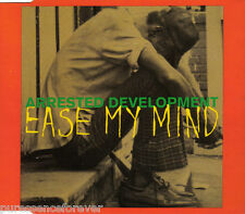 ARRESTED DEVELOPMENT - Ease My Mind (UK 4 Tk CD Single)