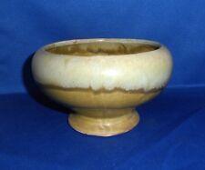 "Vintage Pottery Pedestal Planter Vase - Marked B1 - USA - 7"" x 4 1/4"" High"
