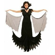 Gothic Vampiress Adult Costume, Sexy Female Dracula, Halloween Parties G11008