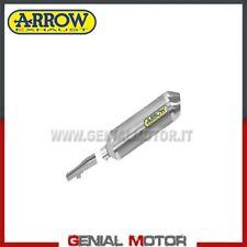 Auspuff + Link Pipe Arrow Race Tech Alu Honda Nc 700 S 2012 > 2014