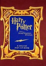 Harry Potter and the Sorcerer's Stone: A Deluxe Pop-up Book