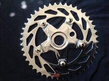 "Haro Master sport fst old bmx Chrome Unidirectional Sprocket 20"" Freestyle Bike"