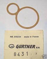 joint de cuve  pour carburateur GURTNER mobylette 8431 / ref motobecane 18880