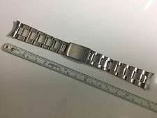 20MM SOLID HEAVY OYSTER WATCH REPLACEMENT BRACELET FOR ROLEX 16013 16233 BAND