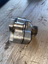 Farmall Super A Super C 100 230 Hydraulic Pump Untested Core