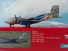 Herpa Wings 529181 French Air Force transall c-160 64th et 1:500