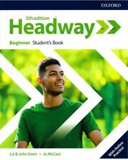 More details for oxford headway beginner fifth / 5th edition student's book 9780194523929