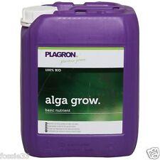 Plagron - Alga Grow 5 Litre Organic Soil Nutrient